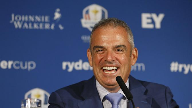 Poulter, Westwood, Gallacher picked for Ryder Cup