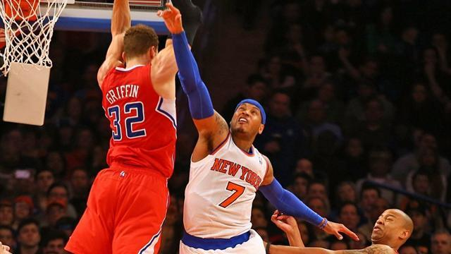 "NBA - Clippers feiern im ""Big Apple"""
