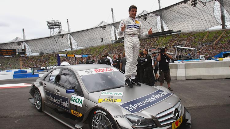 DTM German Touring Car - Munich 2011