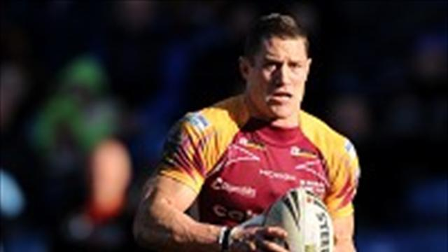 Rugby League - Anderson on lookout for Luke replacement
