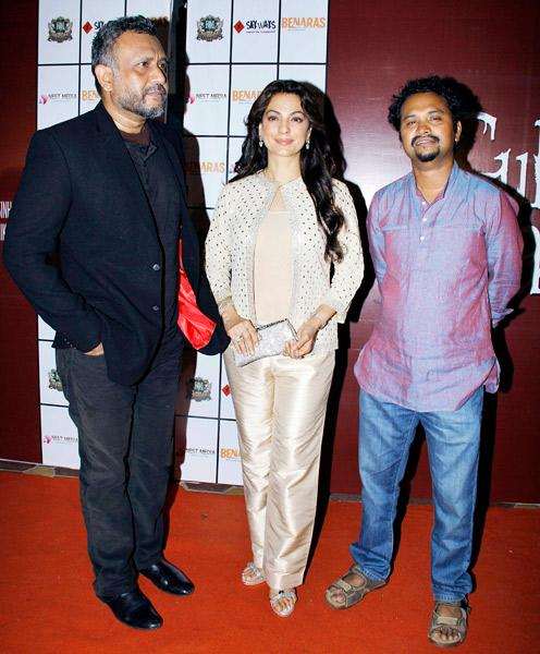 Why is Juhi Chawla so busy these days