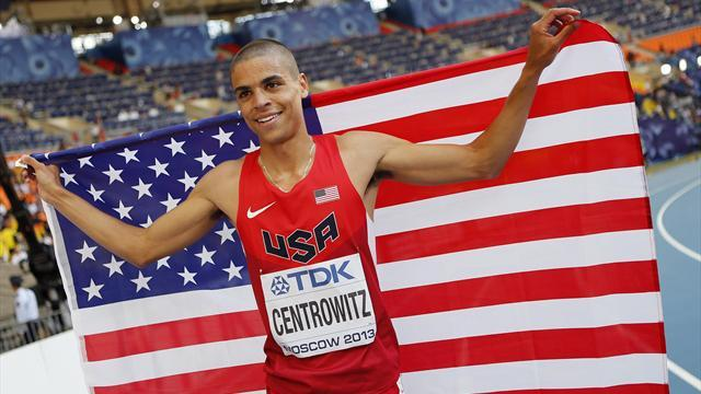 Athletics - Centrowitz, Cain spark mile fields for Millrose Games