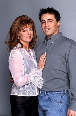 "Susan Sarandon and Matt LeBlanc from ""The One With Joey's New Brain"" in NBC's Friends"
