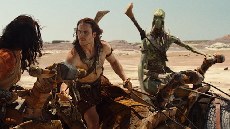 John Carter: Five Film Facts