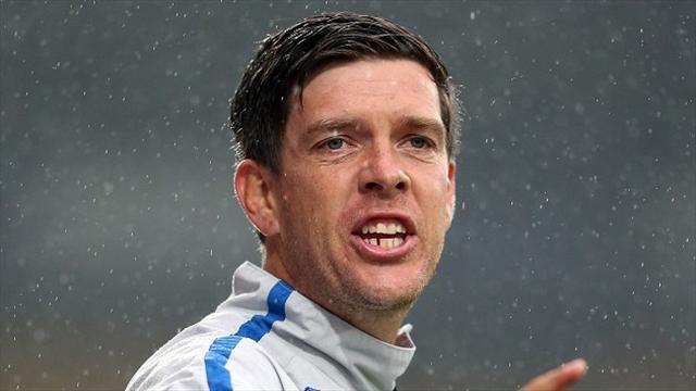 Football - Clarke replaces Ward at Rovers