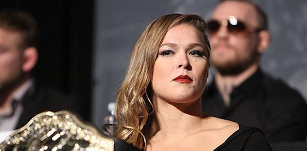 Ronda Rousey Cut Deal with Dana to Make a Movie Before Next Fight