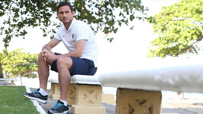 World Cup - England's Lampard not decided yet on international future