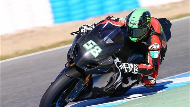 Superbikes - Laverty, Lowes to work on electronics at Almeria test