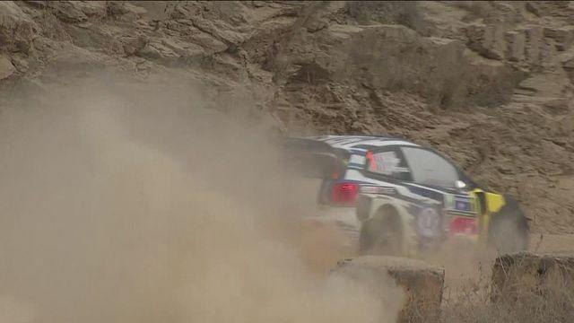 Ogier extends lead following day two of Rally Mexico
