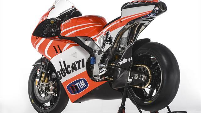 Motorcycling - New Ducati to be raced by Dovizioso