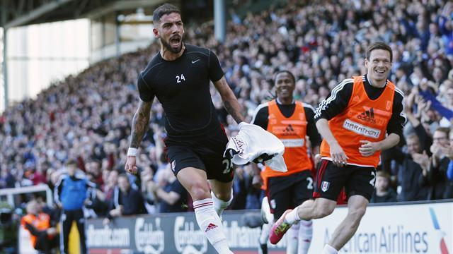 Premier League - Krul howler keeps Fulham alive