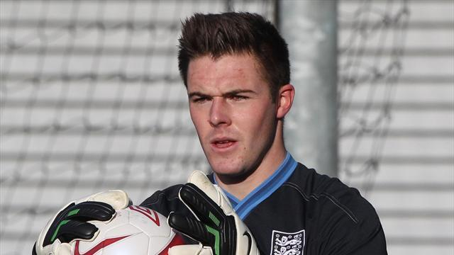 Football - Butland keen to remain with under-21s