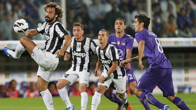Juventus held but stretch unbeaten Serie A run to 44 games