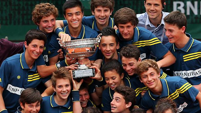 2013 French Open - Day Fifteen