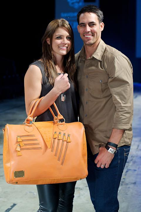 2012 PFF - Jessica Bratich - Runway and Front Row