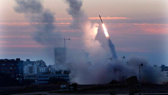 Israel's Iron Dome Proves Effective