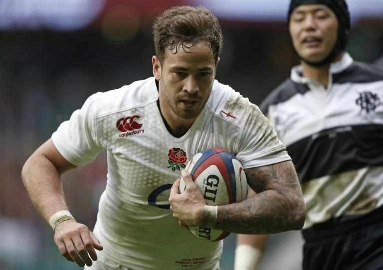 Danny Cipriani was unhurt in a collision between his Mercedes and a Toyota in the Chelsea area of west London shortly after 5:00am (0400 GMT) on June 1