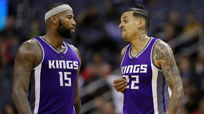 DeMarcus Cousins, Matt Barnes sued after nightclub brawl