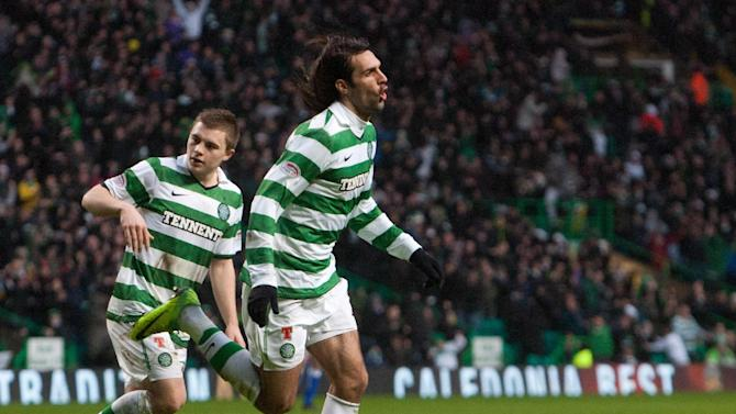 Georgios Samaras (right)