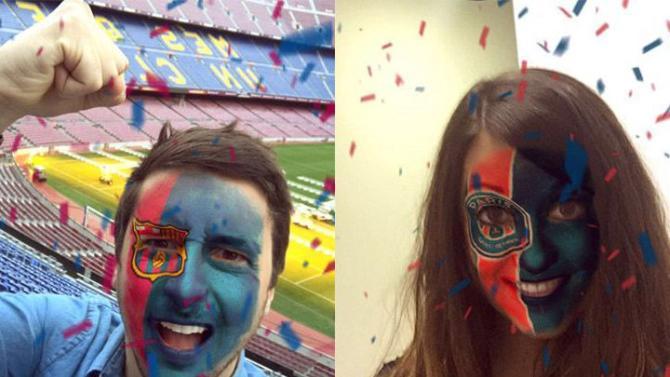 Snapchat's new lenses will unleash your inner soccer prodigy