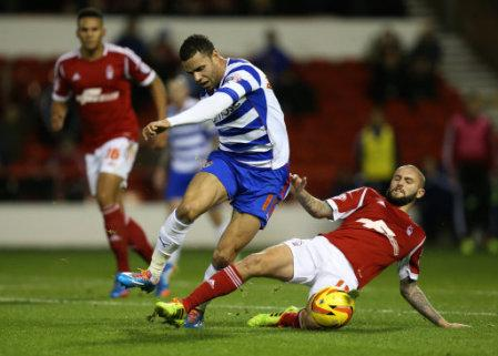 Soccer - Sky Bet Championship - Nottingham Forest v Reading - City Ground