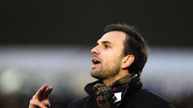 Plymouth manager Carl Fletcher is looking at trialist Andres Gurrieri