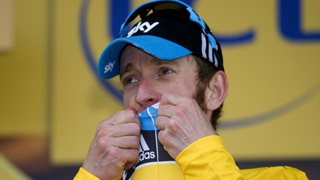 Cycling - Wiggins wins British Sports Journalists award