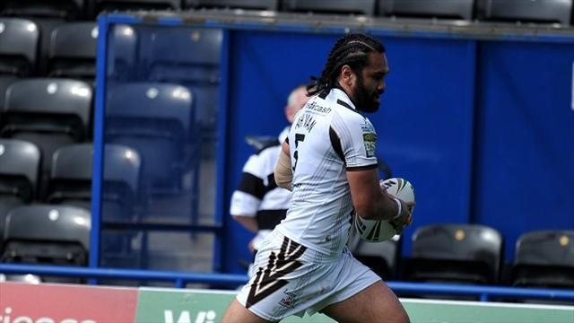 Rugby League - Vikings end season with victory