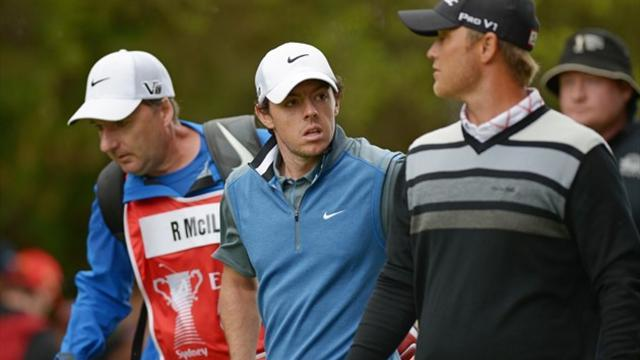 Golf - Headline act McIlroy delighted to finally fit the bill