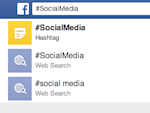How To Search Facebook Hashtags image Facebook Hashtag Search