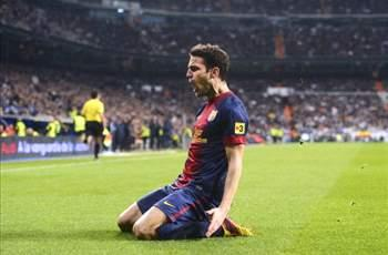 Fabregas: I want to retire at Barcelona