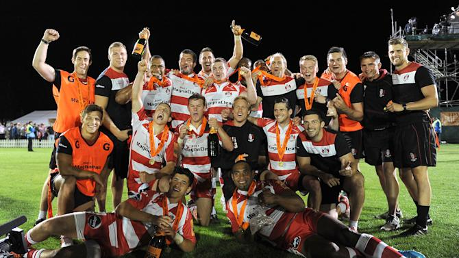 Rugby Union - J.P. Morgan Asset Management Premiership Rugby 7s - Finals - Recreation Ground