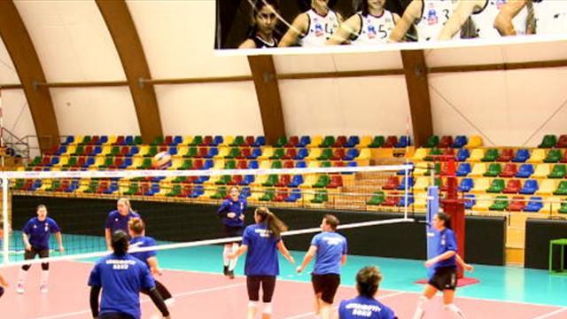 Why Azerbaijan is the place to be for Volleyball