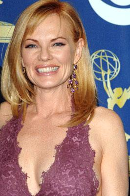 Presenter Marg Helgenberger 57th Annual Emmy Awards Press Room - 9/18/2005