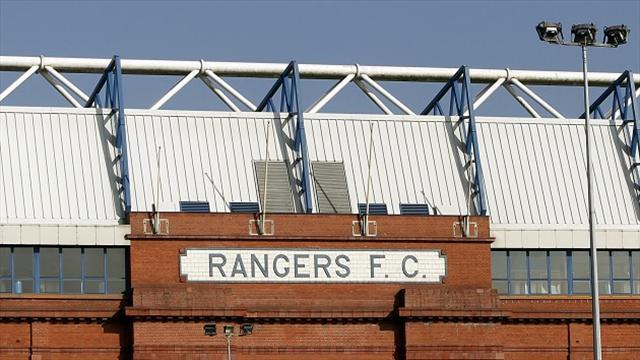 Scottish Football - Rangers raise voices for new regime