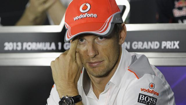 Formula 1 - Button: Drivers should race something else if not happy