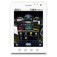 The ViewSonic ViewPad 7e Android tablet