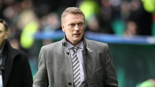 Football - Moyes silent over Toffees future