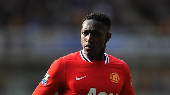 Danny Welbeck, pictured, is looking forward to playing with Robin van Persie