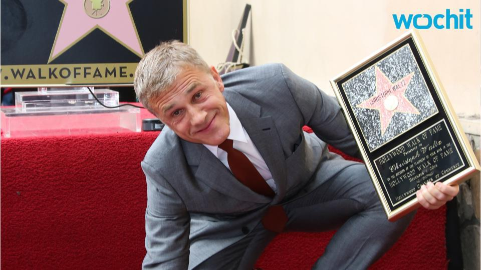 Christoph Waltz on 'Big Eyes,' Bond and Why He Doesn't Talk About Acting