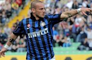 Sneijder: Stramaccioni the best option for Inter after Mourinho