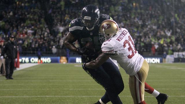 NFL  - Seahawks beat 49ers to take title to wire