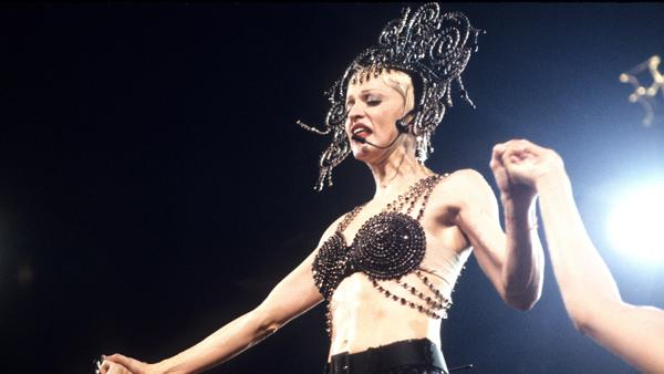 Madonna's Cone Bras Fetch $77,000 at Auction