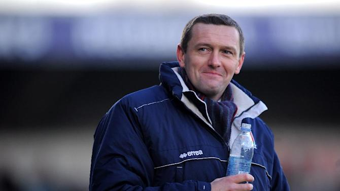 Aidy Boothroyd admitted he was delighted to bring Danny East to Northampton