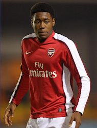 Chuks Aneke has joined Crewe