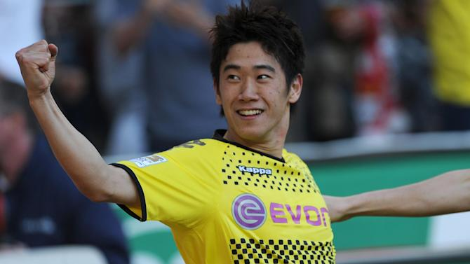 Bundesliga - Dortmund get Kagawa back from United