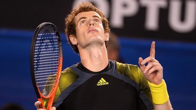 Open d'Australie - Murray, la loi du plus fort