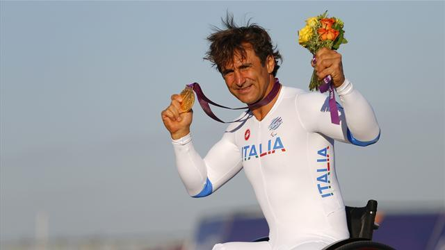 Atletica - A New York l'ultima sfida di Alex Zanardi