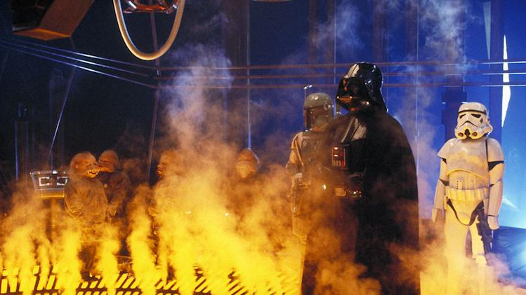 The Empire Strikes Back 1980 20th Century Fox Production Photos David Prowse