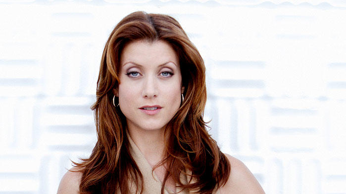 Kate Walsh stars as Addison Shepherd in Grey's Anatomy on ABC.